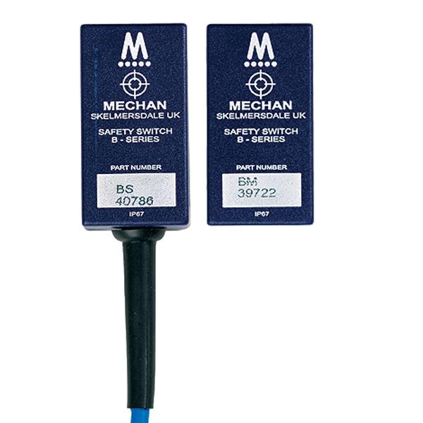 BMS | Mechan Safety Interlock Switches RFID Safety Interlock ...