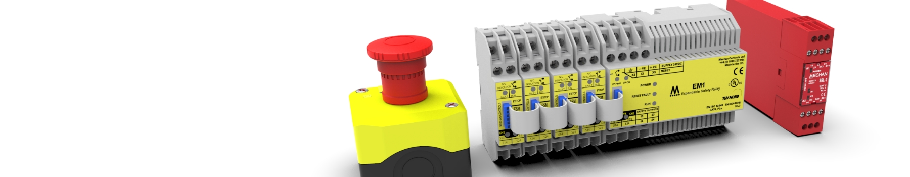 SSR | Mechan Safety Interlock Switches RFID Safety Interlock