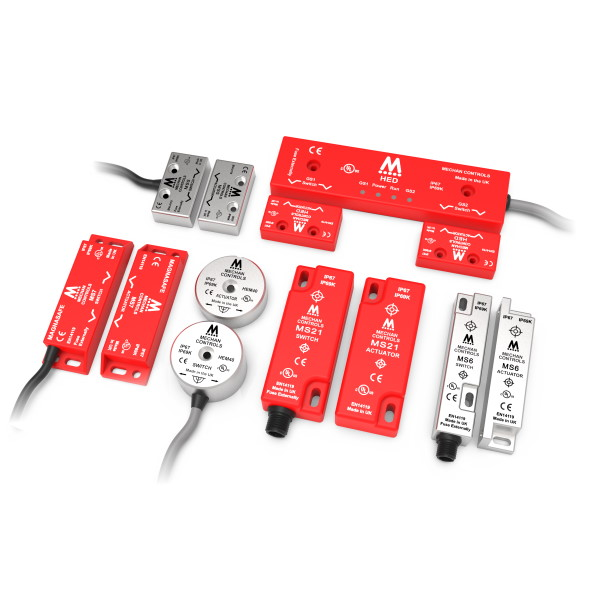 Magnetic Safety Switches